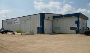 Emco Waterworks Saskatoon building