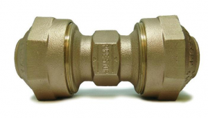 Cambridge Brass coupler