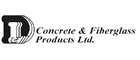 D&L Concrete & Fibreglass Products logo