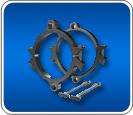STAR PIPE CANADA INC 57571 6535446 6 9100 Pipe Restrainer PVC/PVCO