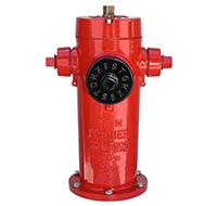 CLOW CANADA 6547551 6'0 M67 OL Hydrant 2H STRZ RED