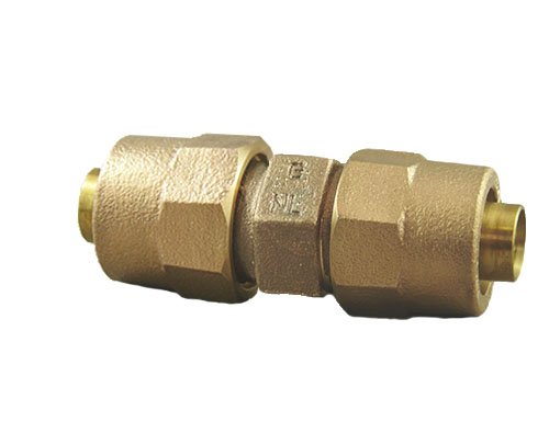 CAMBRIDGE BRASS 6581828 3/4 in x 3/4 in Coupling KITEC x KITEC No Lead