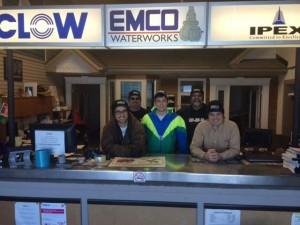 Team photo of Emco Waterworks Mt Pearl
